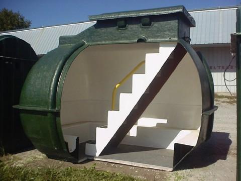 Underground Storm Shelters